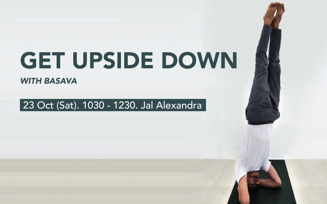Get Upside Down